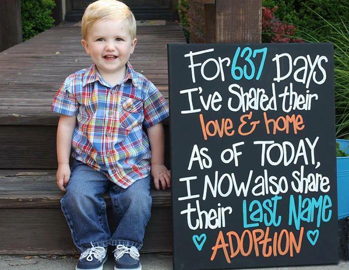 Niño que pasó 637 días en un orfanato fue adoptado