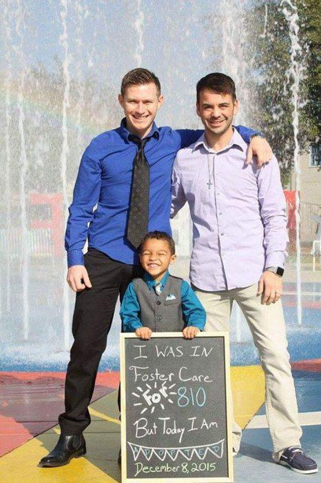 Niño que pasó 810 días en un orfanato fue adoptado
