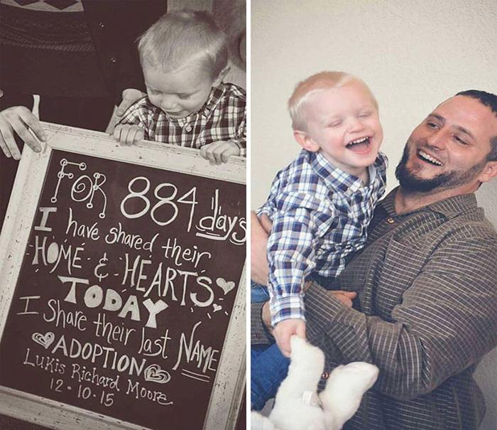 Niño que pasó 884 días en un orfanato fue adoptado