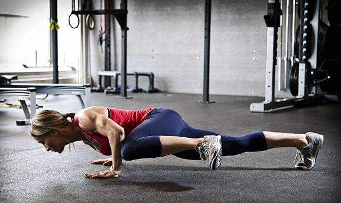 10 ejercicios para reafirmar el abdomen bajo
