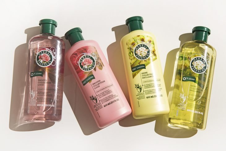 shampoo favorito en los 90s marca herbal