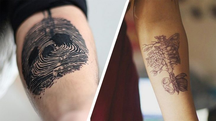 Tatuaje para criminalistas
