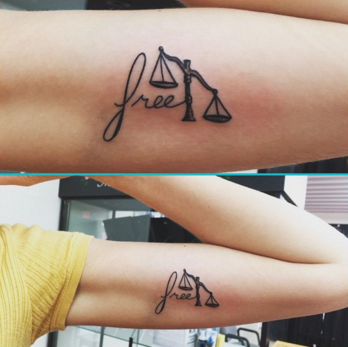 25 creativas ideas para hacerte un tatuaje de tu profesi n - Tatuajes de pared ...