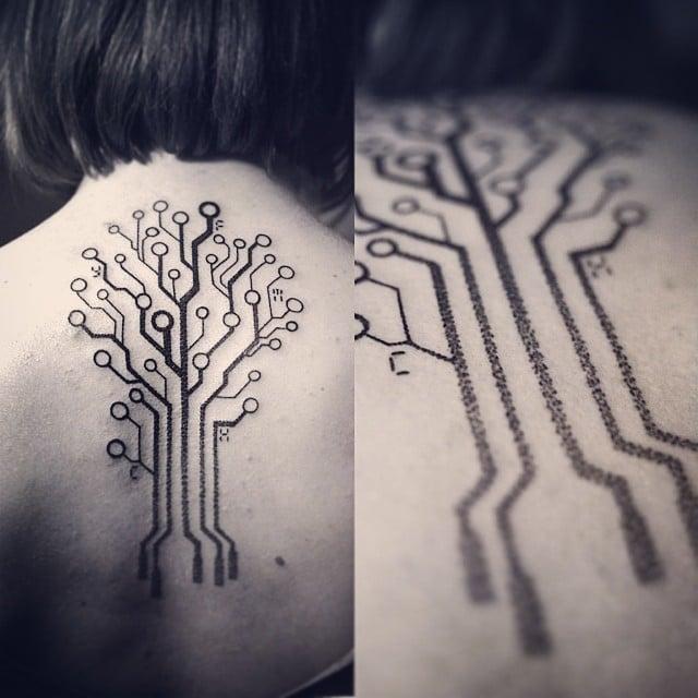Tatuaje para sistemas computacionales