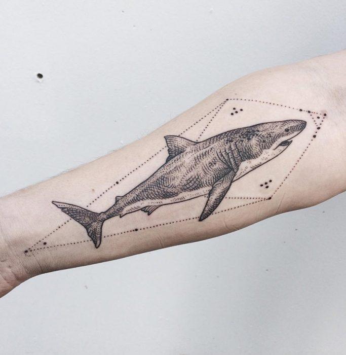 Tatuaje para biólogas marinas