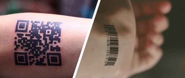 Tatuaje códigos