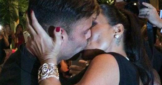 Una brasileña pagó 90 mil dólares por un beso de Ricky Martin