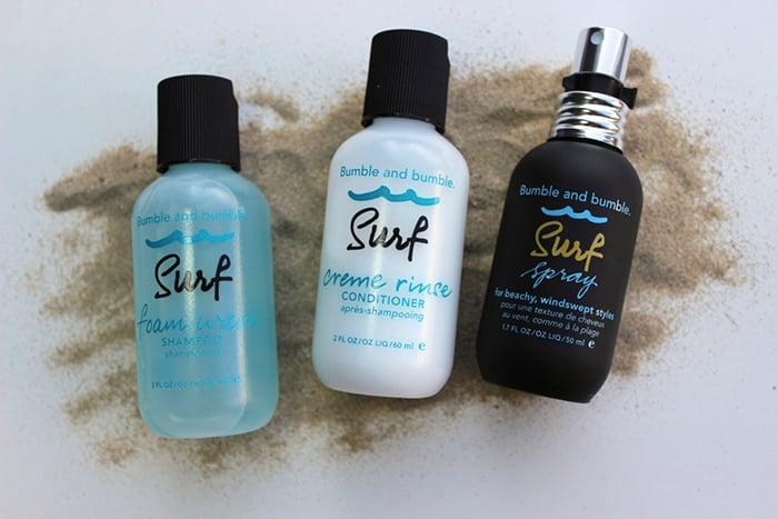 spray de sal de mar para el cuidado de los rizos