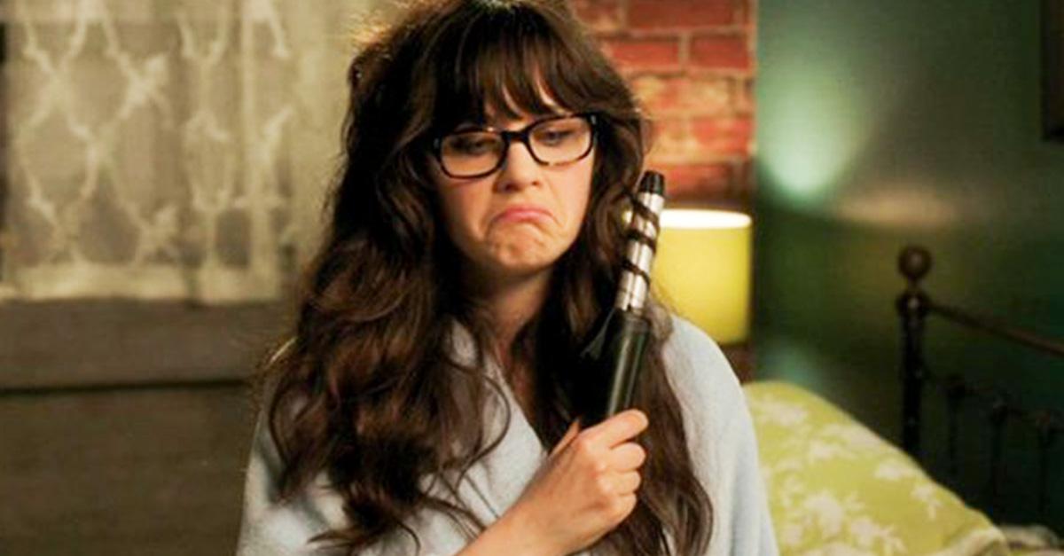 Cuando ti tipo de cabello no es rizado pero tampoco es lacio