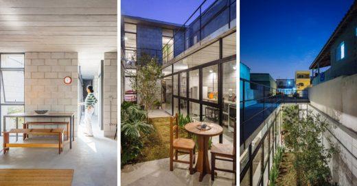 Casa de empleada doméstica gana premio internacional de arquitectura