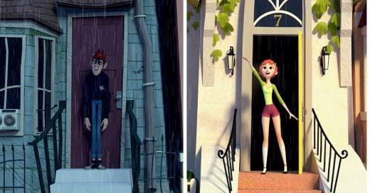 Este adorable cortometraje no demuestra cómo el amor llega a tu vida cuando menos lo esperas