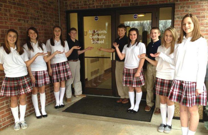 Escuela católica de nombre el bendito nombre de Jesús