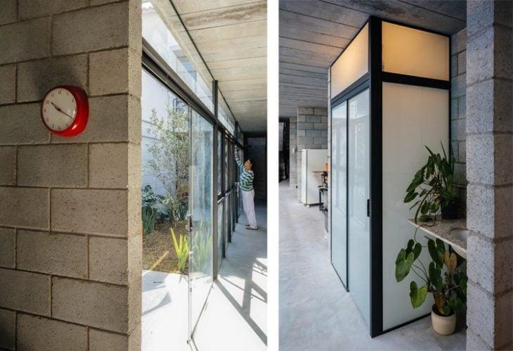 pasillos de Casa de trabajadora domestica gana premio de arquitectura al edificio del año