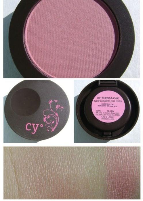 rubor color rosa marca cyzone