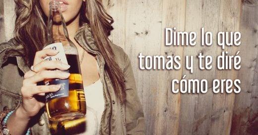 La bebida alcoholica que prefieres tomar habla de tu personalidad