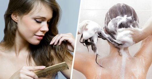 Estos 15 errores están destruyendo tu cabello