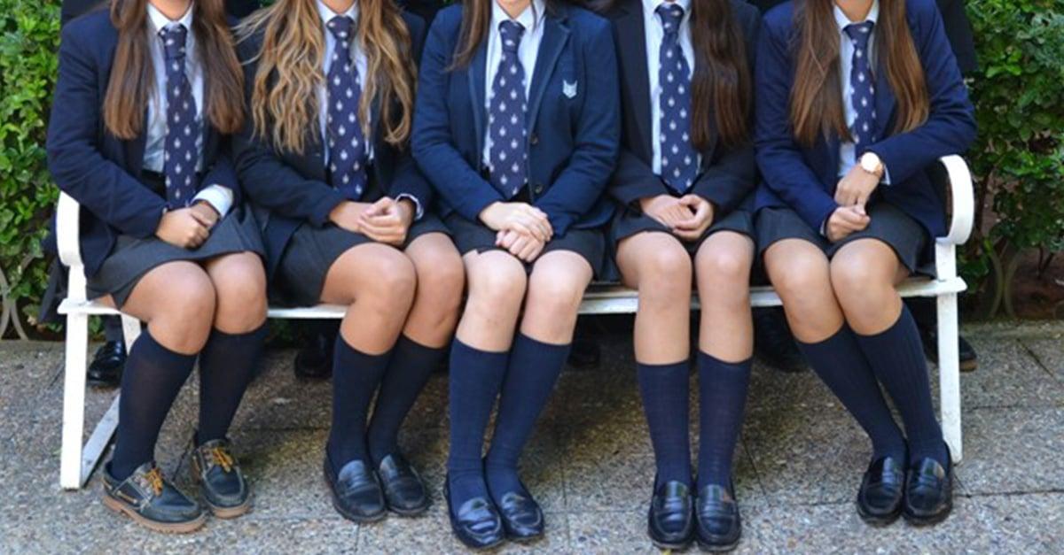cosas que las chicas que no asistieron a una escuela católica no podrán entender