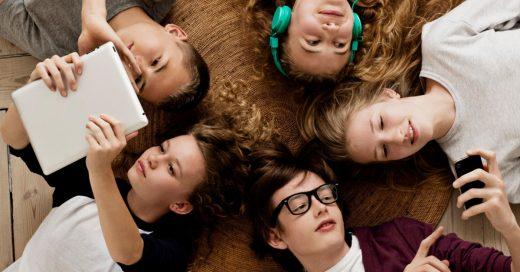 Experimento adolescentes sin celulares