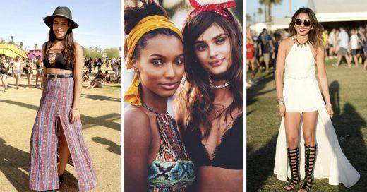 Importantes lecciones de moda que nos regaló Coachella 2016
