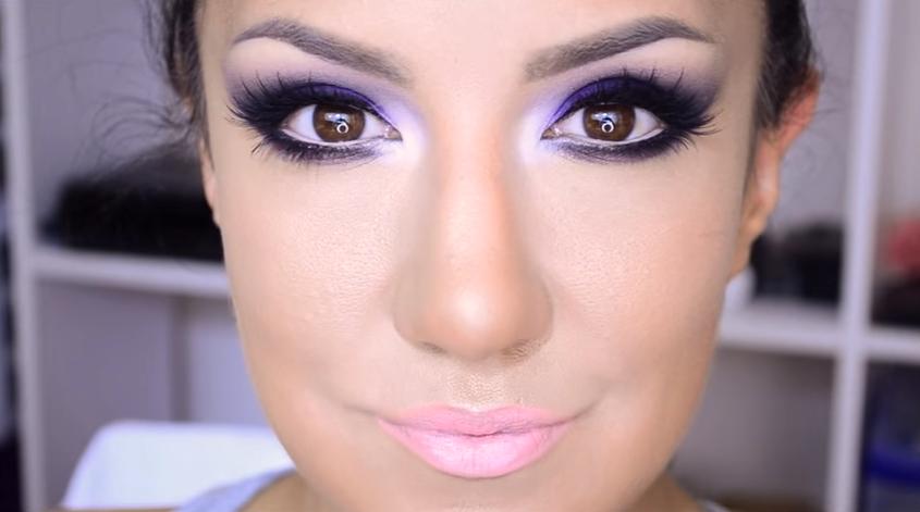 10 tutoriales de maquillaje de noche que debes usar