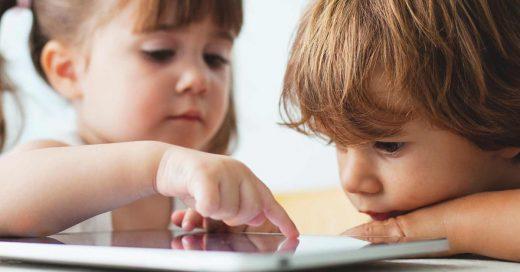Esto sucede cuando un niño pasa un día sin internet