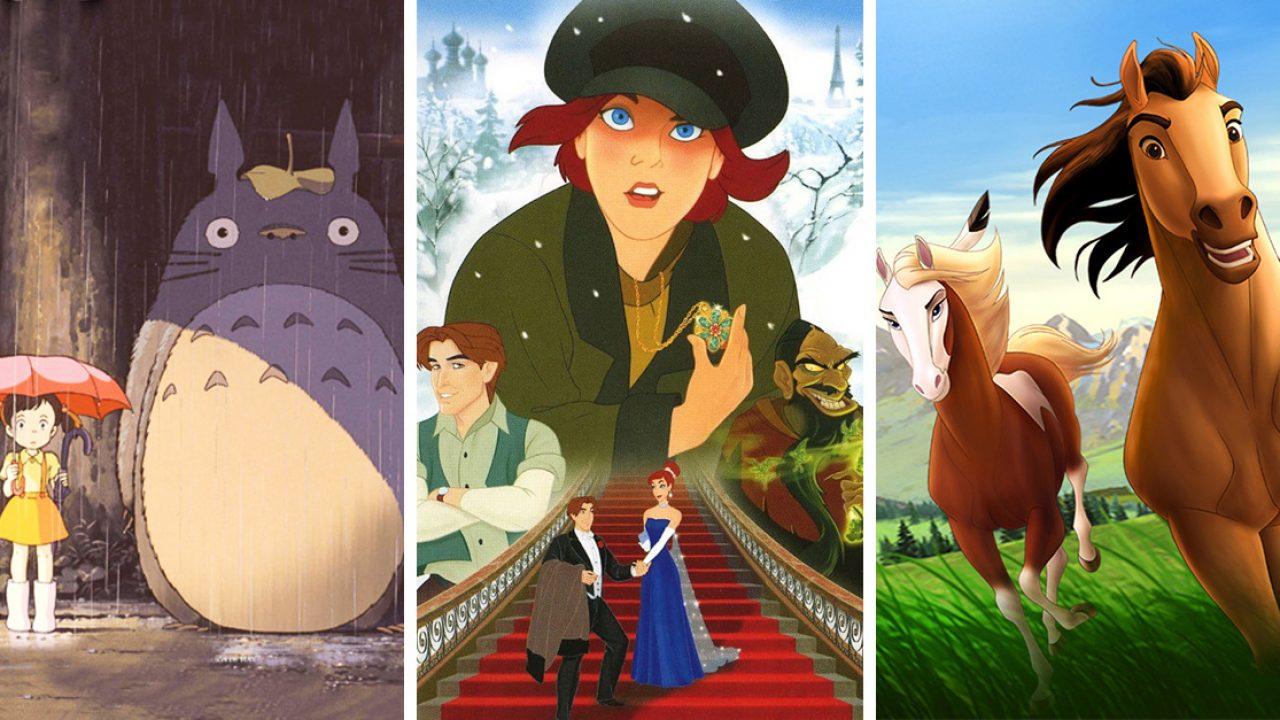 Tu No Que Son De 25 Animadas Películas Infancia Disney lF1KJcT