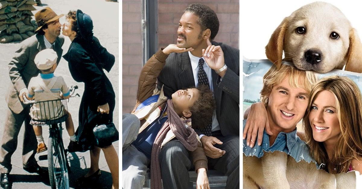 Conmovedoras películas que te harán derramar todas y cada una de tus lágrimas