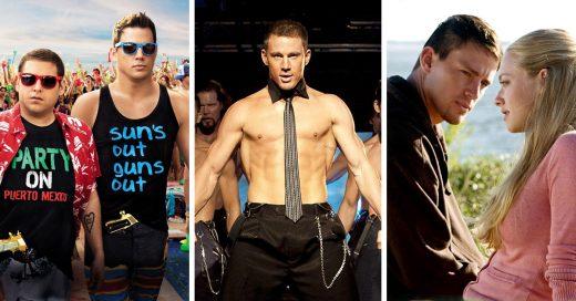 Películas que te harán amar a Channing Tatum más que nunca