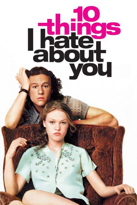 Poster de la película 10 cosas que odio de ti