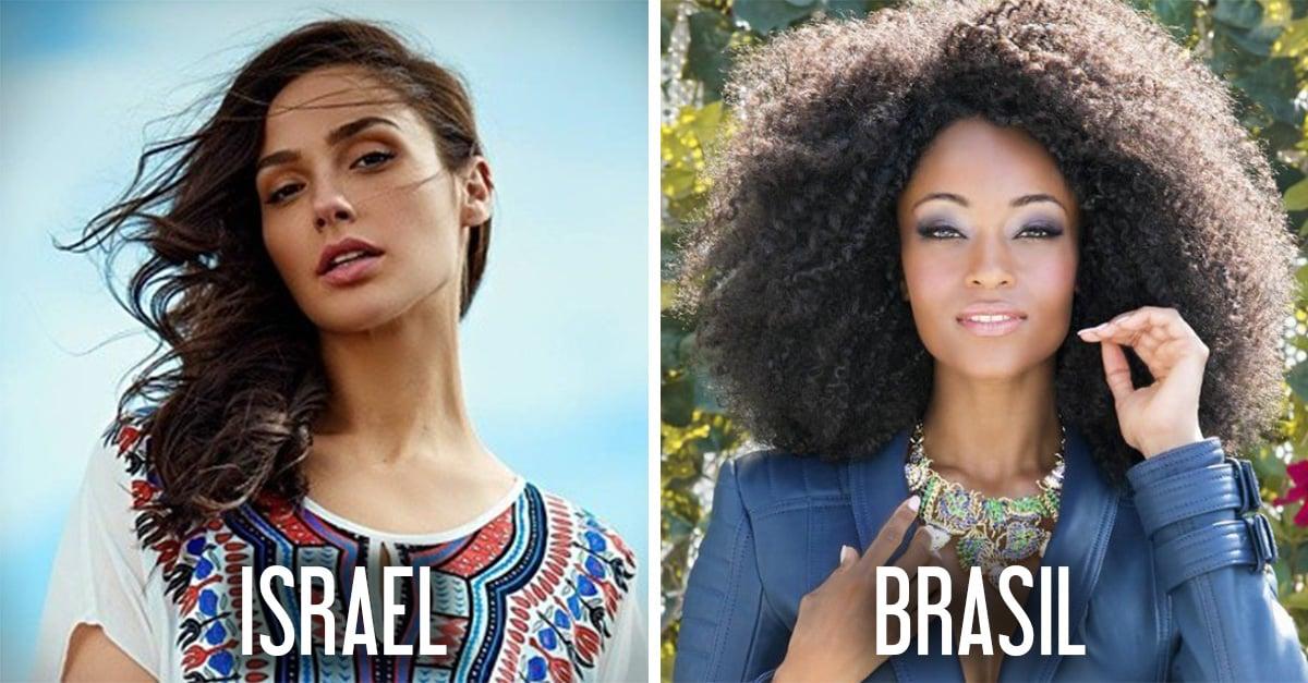 Las 25 Mujeres Más Bellas Del Mundo Según La Comunidad Gamer