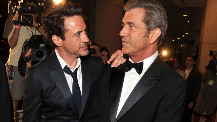 robert downey jr y mel gibson
