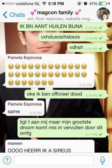 captura de pantalla conversación whatsapp