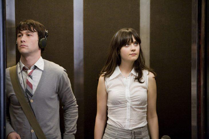 chicos en elevador