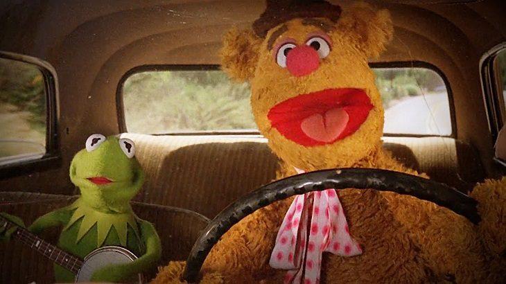 muppets manejando