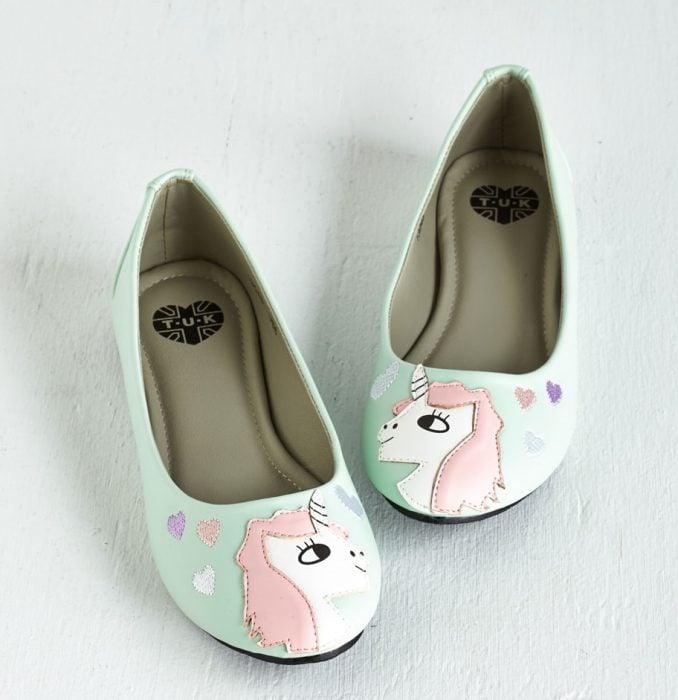 flats unicornio