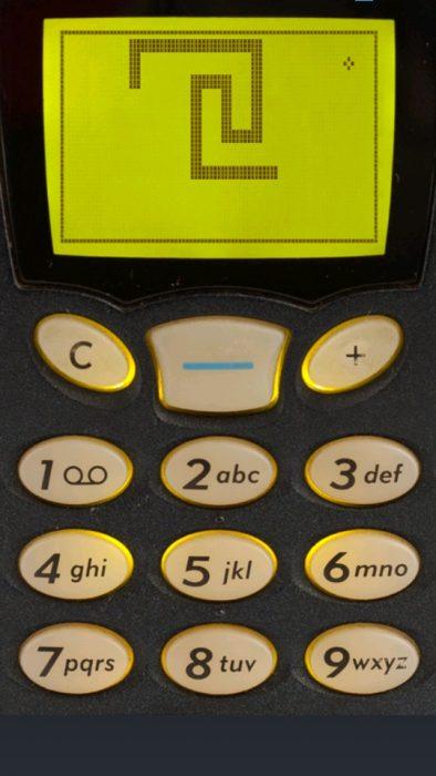 juego viborita celular