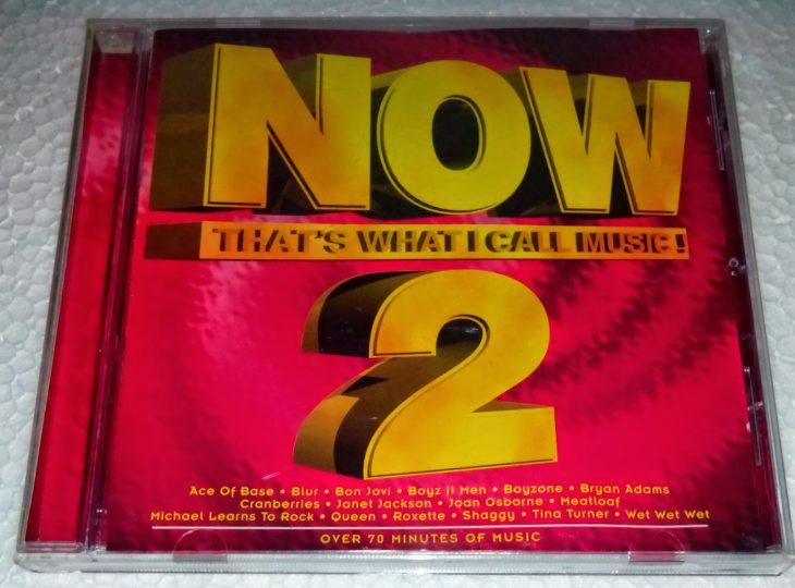 disco música de los 90