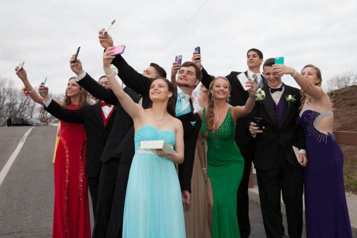 selfie grupal