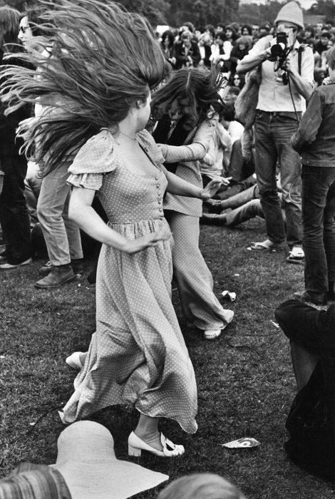 moda en Woodstock