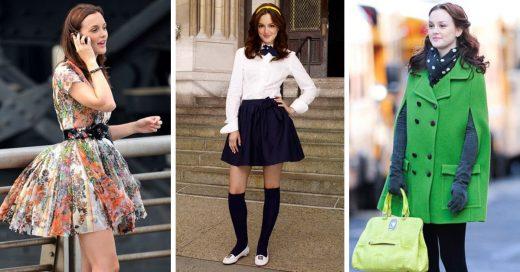 los mejores looks de Blair Waldorf