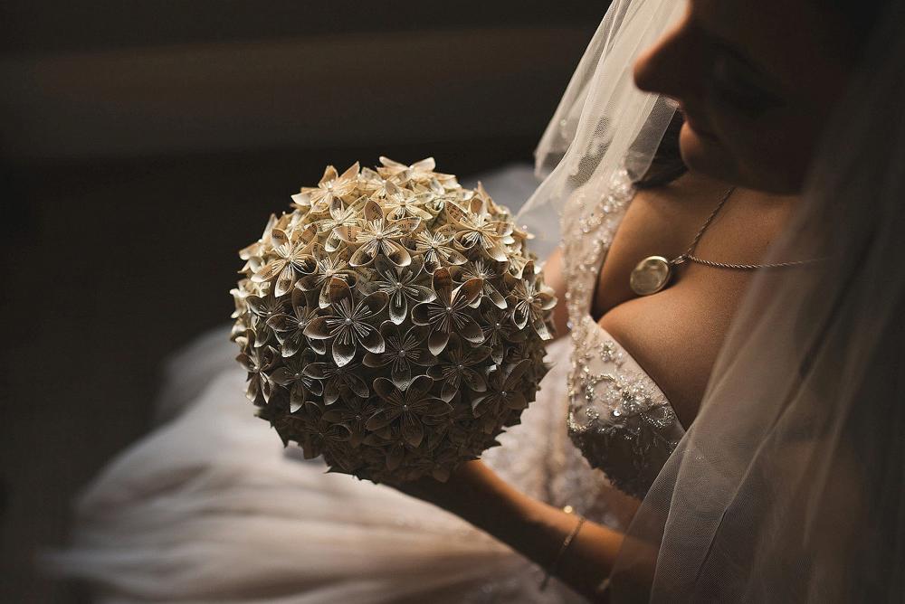 Vestido de novia harry potter