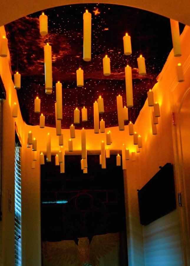 20 ideas de decoraci n del hogar inspiradas en harry potter for Decoraciones de hogar