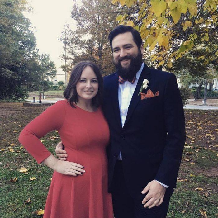 Leah y Dan pareja trata de embarazarse
