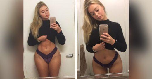 Iskra reveló la forma en la que todas las mujeres manipulan y mienten sobre sus imágenes en Instagram para lucir impecables