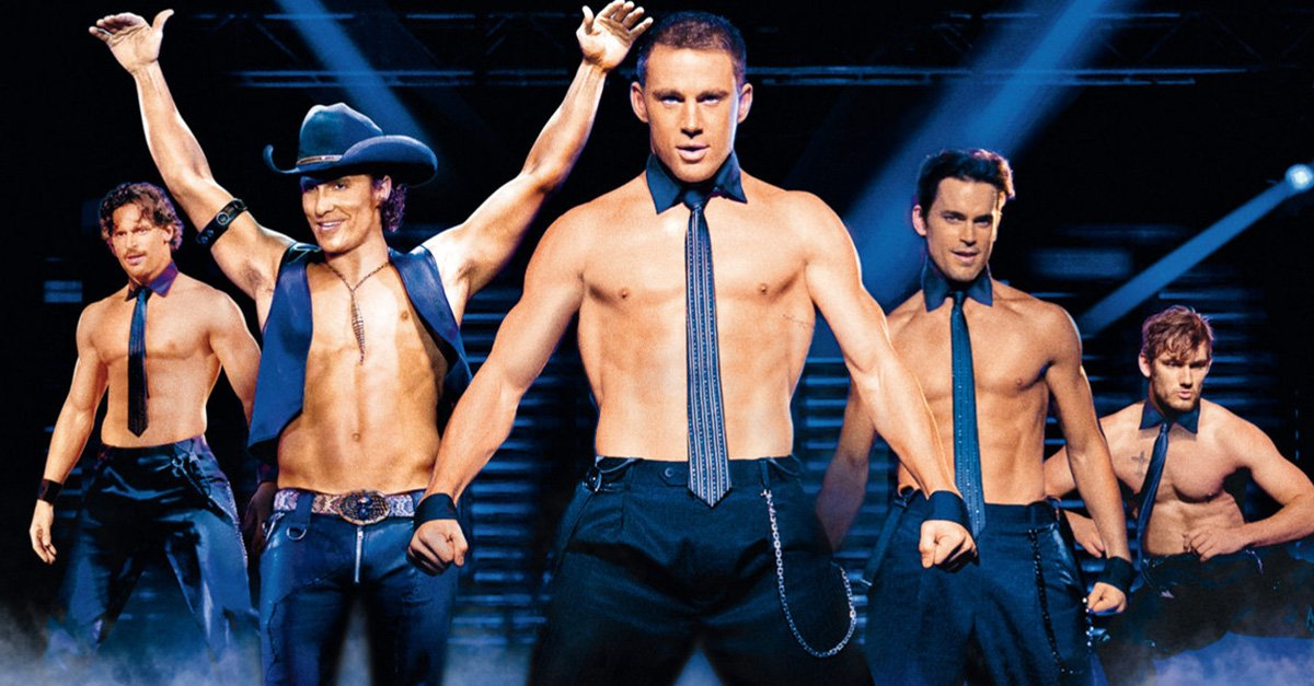 Show de Magic Mike en Las Vegas