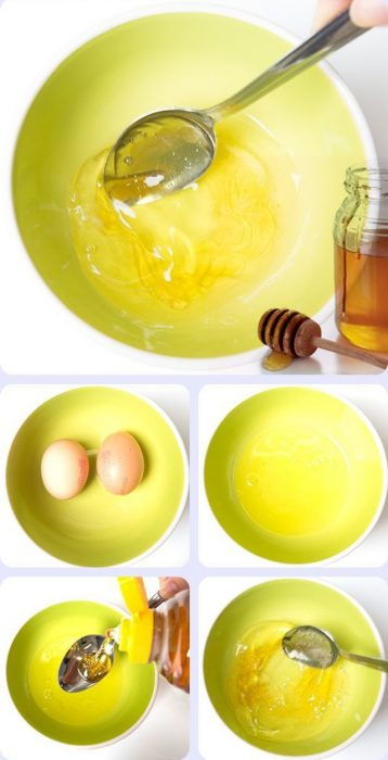 Cómo preparar una mascarilla de clara de huevo y miel