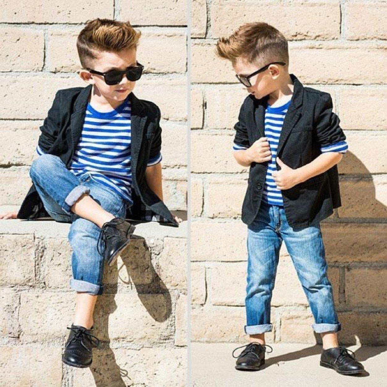Moda Niños Fashionistas Y 25 Que Están Estilo Tienen La A 1uJ53lFcTK