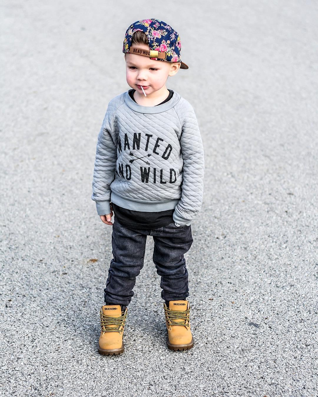Pef lava Prueba  25 niños fashionistas que están a la moda y tienen estilo