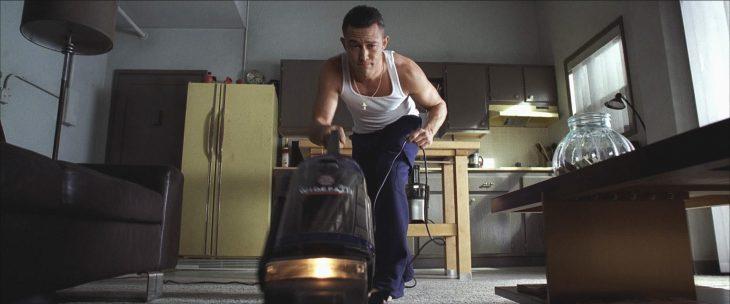 Escena de la película un atrevido don juan