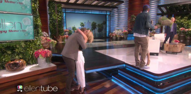 Sorpresa con Ellen DeGeneres
